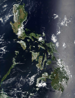 Geographical Background Of The Philippines  Geographical